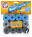 180 Arm & Hammer Disposable Waste Bag Refills for $11 + free shipping w/ Prime