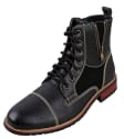 Ferro Aldo Men's Andy Ankle Boots for $30 + free shipping