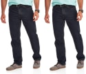 Faded Glory Men's Relaxed Jeans 2-Pack for $17 + pickup at Walmart