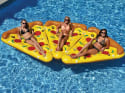 Swimline Inflatable Pizza Raft 8-Pack for $181 + free shipping