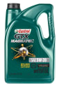 Castrol GTX Magnatec Motor Oil 5-Quart Jug for $18 + pickup at Walmart