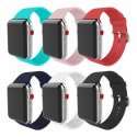 Miterv Apple Watch Replacement Band 6-Pack for $10 + free shipping w/ Prime