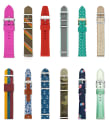 Fossil Men's and Women's Watch Straps for $6 + free shipping