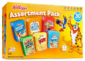 Kellogg's Breakfast Cereal Assortment 30-Pack for $7 + free shipping