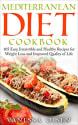 """Mediterranean Diet Cookbook"" Kindle eBook for free"