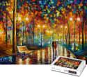 Ingooood Rainy Night 1,000-Piece Puzzle for $13 + free shipping
