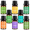 Taseyar Therapeutic Grade Essential Oils Set for $14 + free shipping w/ Prime