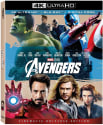 The Avengers on 4K UHD / Blu-ray / Digital HD for $22 + pickup at Walmart