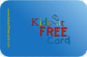 Kids Eat Free Card Anaheim / Buena Park, CA for $16