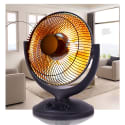 Costway Electric Oscillating Heater for $36 + free shipping