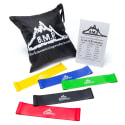 5 Black Mountain Products Resistance Bands for $10 + free shipping w/ Prime