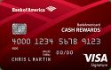 BankAmericard Cash Rewards™ Credit Card $150 cash rewards offer