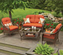 Better Homes and Gardens 4-Piece Patio Set for $359 + free shipping