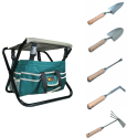 G&F 7-Piece Garden Tool Set for $25 + pickup at Walmart