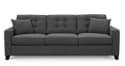 "Clarke II 93"" Fabric Estate Sofa for $599 + $99 s&h"