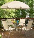 Essential Garden Folding 6-Piece Patio Set for $126 + pickup at Kmart