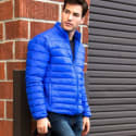 Alpine Swiss Men's Niko Down Jacket for $25 + free shipping