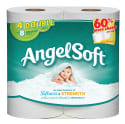 Angel Soft Double-Roll Toilet Paper 4-Pack for $2 + pickup at Walmart