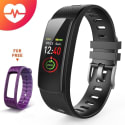 iWownFit i6HRC Fitness Tracker for $28 + free shipping