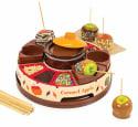 Nostalgia Chocolate & Caramel Apple Party for $15 + free shipping w/ Prime