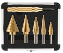 Co-Z 5-Piece Drill Bit Set for $19 + free shipping w/Prime