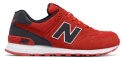 New Balance Men's 574 Reflective Sneakers for $56 + $1 s&h