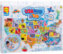 Alex Toys Rub a Dub USA Map in the Tub for $3 w/ $25 purchase + free shipping w/ Prime