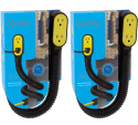 2 Quirky 9-Foot Wrap Around Extension Cords for $14 + $5 s&h