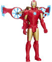 Marvel Titan Iron Man Figure w/ Hover Pack for $5 + pickup at Walmart
