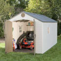 Lifetime Brighton 8x15-Foot Storage Shed for $1,000 + free shipping