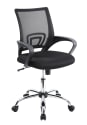 Mainstays Mesh Office Chair with Arms for $40 + free shipping