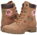 G by GUESS Prinse Combat Booties for $20 + free shipping w/ Prime