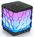 JH LED Bluetooth Speakers for $16 + free shipping w/ Prime