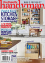The Family Handyman 1-Year Subscription for $8 + free shipping