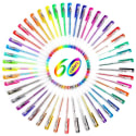 UnityStar Gel Pens 60-Pack for $9 + free shipping w/ Prime