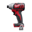 "Milwaukee 18V Cordless 1/4"" Hex Impact Driver for $51 + free shipping"