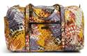 Vera Bradley Women's Large Duffel Bag for $25 + free shipping