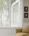 "Better Homes and Gardens 2"" Faux Wood Blinds from $15 + pickup at Walmart"