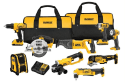 DeWalt 20V 9-Tool Combo Kit for $499 + free shipping