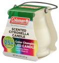 Coleman Color Changing LED Citronella Candle for $4 w/ $25 purchase + free shipping