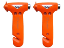 Zone Tech Emergency Escape Tool 2-Pack for $8 + free shipping