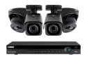 Lorex 2TB NVR System w/ 4 4K Cameras for $900 + free shipping