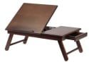 Alden Lap Desk/Bed Tray with Drawer for $16 + pickup at Walmart
