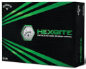 12 Callaway Hex Bite Golf Balls for $17 + free shipping w/ Prime
