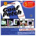 Stepsaver Instant Repair Goof Patch 5-Pack for $4 + pickup at Walmart