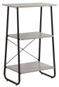Mainstays Prizm 2-Shelf Bookcase for $40 + free shipping