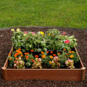 "Greenland Gardener 42x42"" Raised Garden Bed for $29 + pickup at Walmart"
