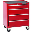 "Craftsman 26"" 4-Drawer Rolling Cabinet for $100 + pickup at Sears"
