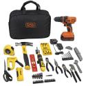 Stanley Black + Decker 20V 79pc Tool Kit for $60 + free shipping