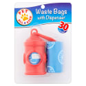 2 Pet All Star 30-Count Waste Bags, Dispenser for $1 + pickup at Walmart